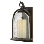 Elstead Hinkley Quincy HK/QUINCY/M Medium Wall Lantern